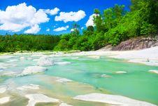 Free Mountain River Royalty Free Stock Photo - 15072055