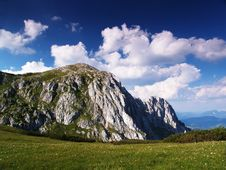 Free Rock In  Alps Royalty Free Stock Images - 15072069