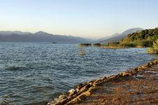 Garda Lake Stock Photography