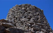 Free Tower Of Nuraghe Stock Photo - 15073030