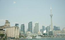 Free Toronto Skyline Stock Image - 15073201