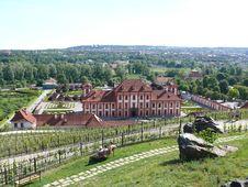 Troja Castle, Prague Stock Photography