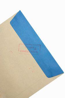 Free Confidential Document Stock Image - 15076851