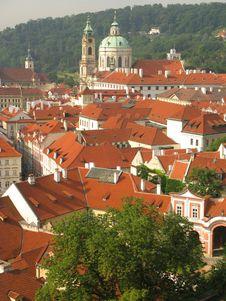 Free Prague (Czech Republic) Stock Photography - 15077252