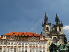 Free Prague (Czech Republic) Stock Image - 15077281