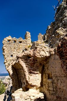 Free Castle Ruins Stock Photography - 15077962