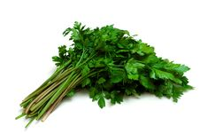 Free Fresh Parsley Royalty Free Stock Images - 15078719