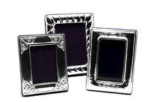 Free Silver Frame Stock Images - 15079204