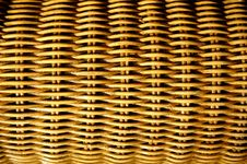 Free Texture Of Rattan Furniture Stock Photos - 15079513