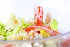 Free Salad Royalty Free Stock Images - 15080089
