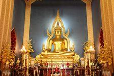 Free The BUDDHA IMAGE Stock Photo - 15080160