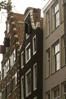 Free Amsterdam House Royalty Free Stock Photo - 15080205