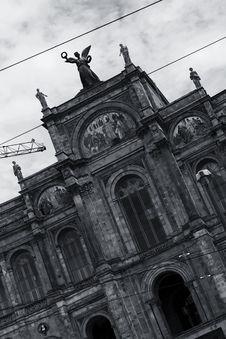Free Parliament Munich Stock Photography - 15080212