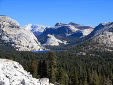 Free Tenaya Lake Stock Photography - 15080452