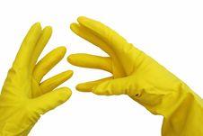 Free Gloves Stock Photo - 15081180