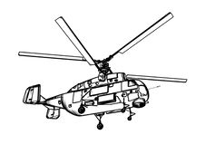 Free Helicopter Stock Image - 15081301