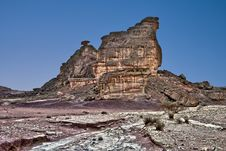 Free Sphinx Rock In Timna Park Stock Photo - 15081820