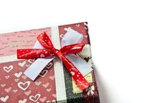 Free Gift Box Royalty Free Stock Photos - 15082208