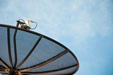 Free Satellite Dish Royalty Free Stock Photos - 15082298