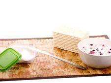 Free Healthy Breakfast Royalty Free Stock Photos - 15082938
