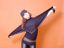 Free Attractive Fashion Model Stock Photography - 15083402