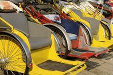 Free Rickshaw Stock Images - 15084214