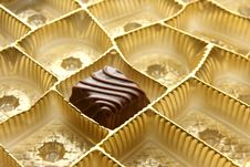 Free Chocolate Candy Royalty Free Stock Photos - 15085128