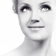 Free Beautiful Woman Face Stock Photography - 15085272