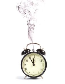 Free Alarm Clock Royalty Free Stock Image - 15085386