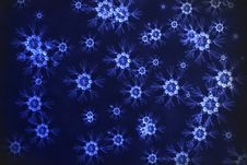 Free Abstract Snowflakes Stock Photo - 15085470