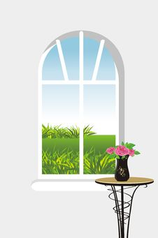 Free Kind From A Window Royalty Free Stock Images - 15085499