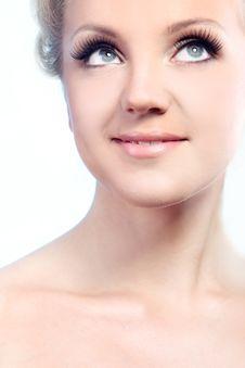 Free Beautiful Woman Face Royalty Free Stock Photo - 15085645