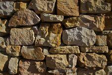 Free Stone Wall Royalty Free Stock Photos - 15086408