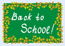 Free Back To School. Vector Royalty Free Stock Image - 15086636