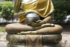 Free Buddha In Thailand Stock Photo - 15087060
