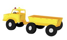 Free Toy Truck Stock Photos - 15087813