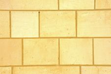 Free York Stone Wall. Background  Stock Images - 15088004