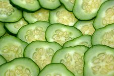 Green Cucumber Stock Photos