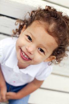 Free Little Girl Stock Photos - 15089213