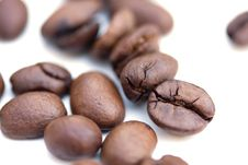 Free Brown Roasted Coffee Beans Stock Photo - 15089320
