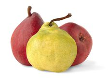 Free Three Pear Stock Images - 15089594