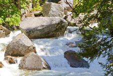 Free Yosemite River Stock Photos - 15090203