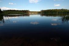 Free Summer Lake Royalty Free Stock Photos - 15090288