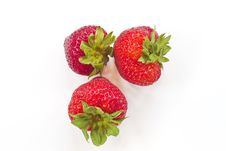 Free Strawberries Royalty Free Stock Image - 15090706