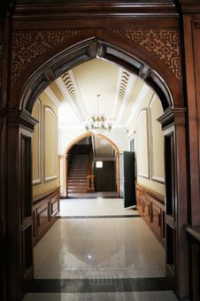 Free The Uygur Style House Gateway Stock Photo - 15090800