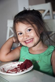 Free Love That Chocolate Cake Royalty Free Stock Photo - 15091015