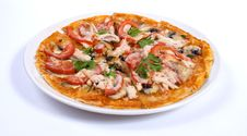 Free Pizza Royalty Free Stock Photography - 15091697