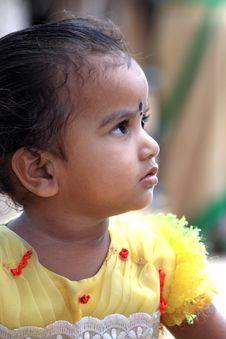 Free Indian Rural Child Stock Photos - 15091703