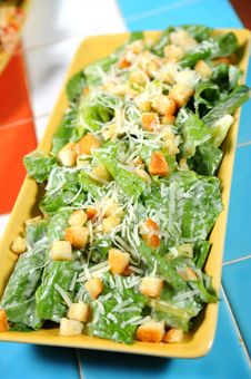 Free Salad Closeup 2 Stock Image - 15091761