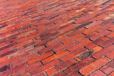 Free Old Bricks Texture Royalty Free Stock Image - 15091826